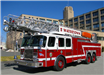Ladder Two - 2007 Emergency One Hurricane 100-foot Rear Mount Aerial Ladder