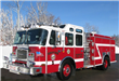 Engine One - 2011 Emergency One Typhoon 1,250 Gallons Per Minute Pumper