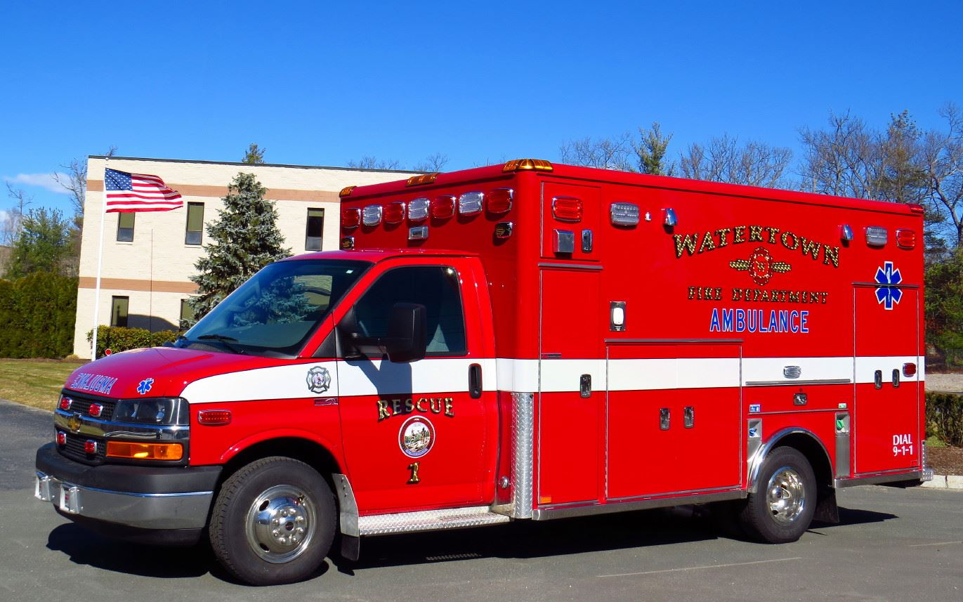 Rescue One - 2008 Horton Class 1, Type III Emergency Rescue Vehicle