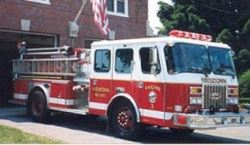 Engine Three - 1994 Emergency One Sentry 1,250 Gallons Per Minute Pumper
