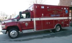 Rescue Two - 2008 Horton Class 1, Type III Emergency Rescue Vehicle